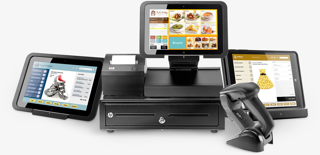 HP Mobile POS Sytems