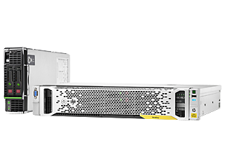 HPE StoreEasy 3000 Gateway Storage