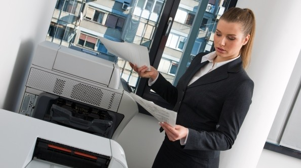 Managed Print Services and Document Management Systems