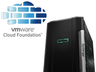 HPE Synegy and VMware Cloud Foundation Demo