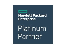 HPE - Enterprise Platinum Partner and Authorized Service Provider