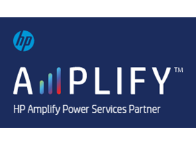 HP Inc. - Amplify Power Services партньор