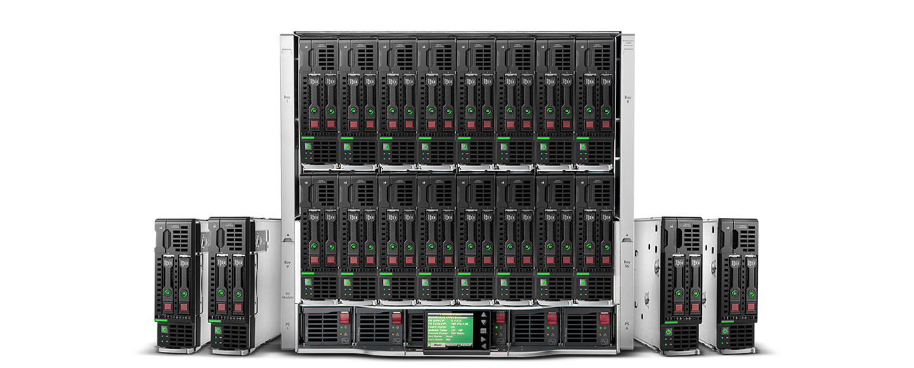 hpe-blade-system